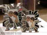 Fotorámeček skleněný 10x15cm