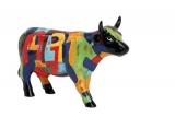 Kráva ART umění