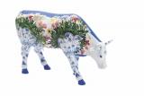 Kráva porcelán Musselmalet