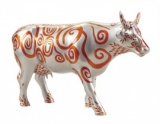 Kráva šedooranžová