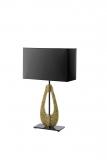 Lampa Flex Oro (zlatá) 78x42 cm