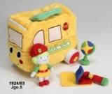 Plyšový autobus
