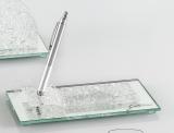 Stojánek na propisovací tužku 10x21 cm