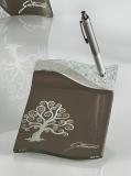 Stojánek na propisovací tužku 11,5x17 cm