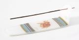 Stojánek na vonné tyčinky 20x8 cm