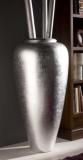 Váza KAI 120 stříbrná