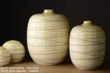 Váza Striped S