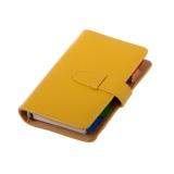 Zápisník žlutý