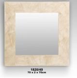 Zrcadlo 70cm x 70cm