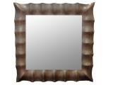 Zrcadlo Iridium SILVERED BRONZE 94x94