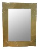 Zrcadlo Meridiana GOLD Spatula 90x69