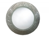 Zrcadlo Orbita ROUND SILVER 94