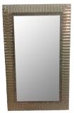Zrcadlo Orbita SILVERED BRONZE 115x70