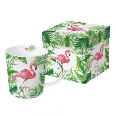 Hrnek Flamingo