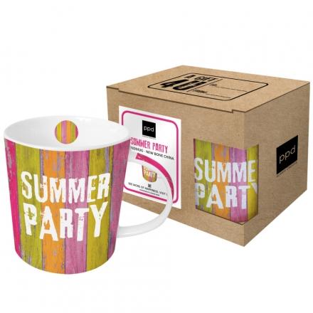 Hrnek Summer party