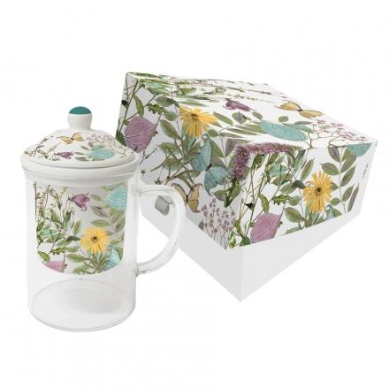 Hrnek na čaj Garden