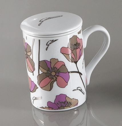 Hrníček na čaj v. 11 cm
