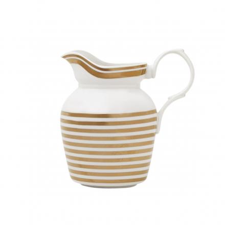 Porcelánová konvička Marais Gold