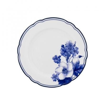 Porcelánový talíř Floral