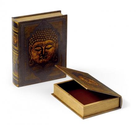 Sada 2 krabiček Budha