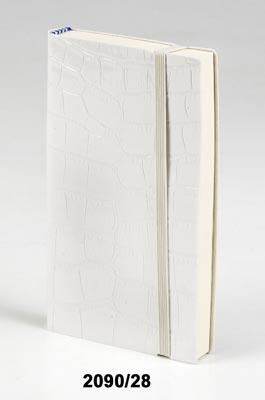 Zápisník bílý