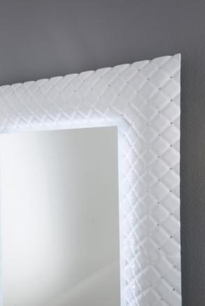 Zrcadlo Moonstone WHITE 100x60