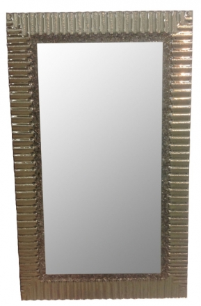 Zrcadlo Orbita SILVERED BRONZE 115x70